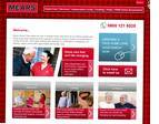 Mears Home Care - copywriting & SEO